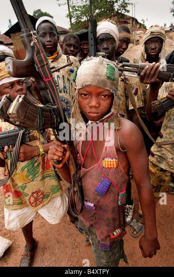Sierra leone civil war causes essay