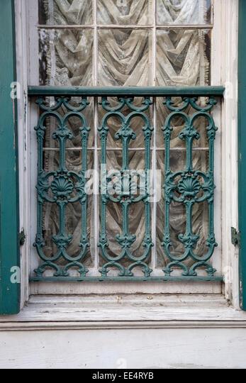 Iron Window Grill Stock Photos Amp Iron Window Grill Stock