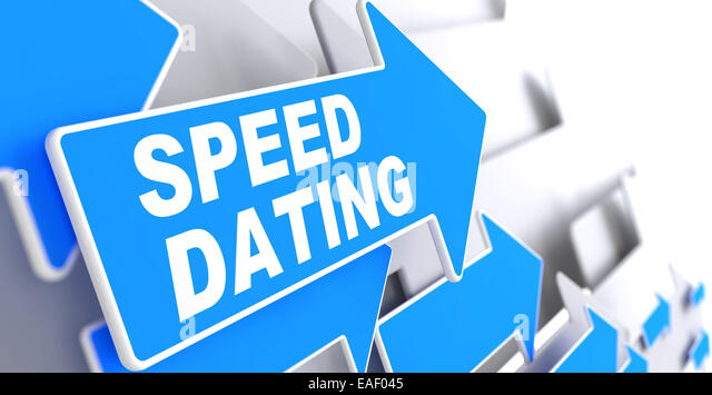 Speed dating advertisement