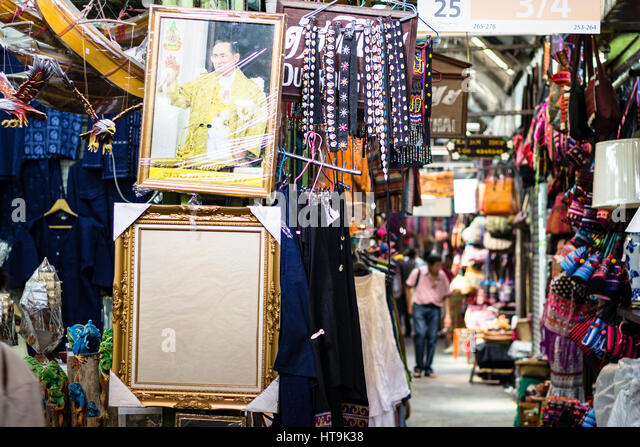 Flea Market In Bangkok Stock Photos Amp Flea Market In