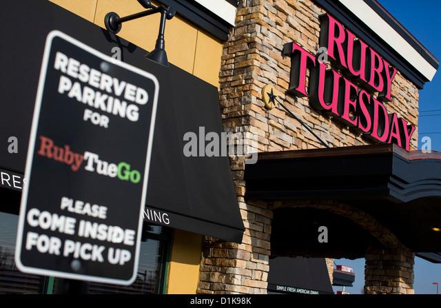 Ruby Tuesday Restaurant Long Beach Ca