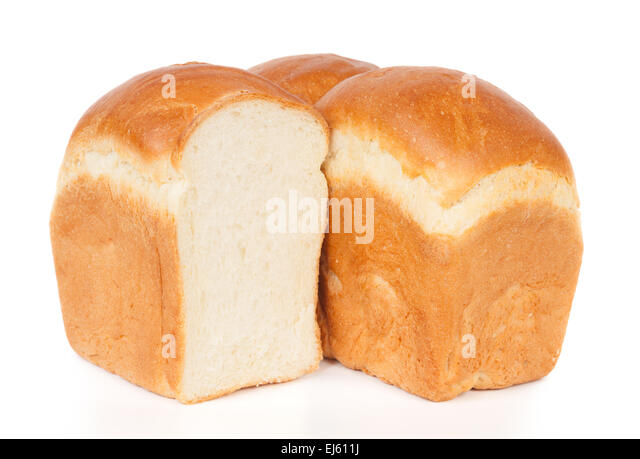 how to cut loaf of bread
