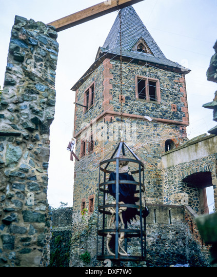 frankenstein castle stock photos frankenstein castle stock images alamy. Black Bedroom Furniture Sets. Home Design Ideas