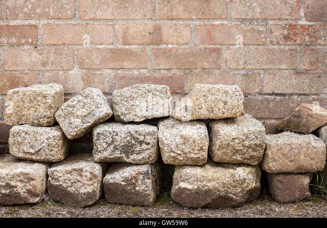 Seven Blocks Of Granite : Blocks of granite stock photos