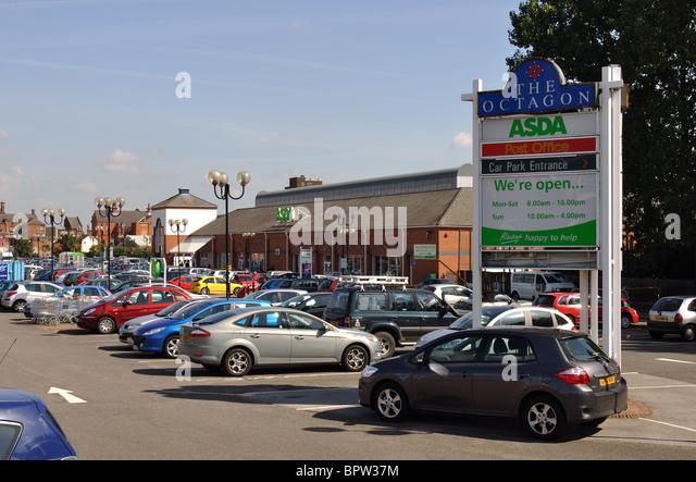 Asda Car Park Romford