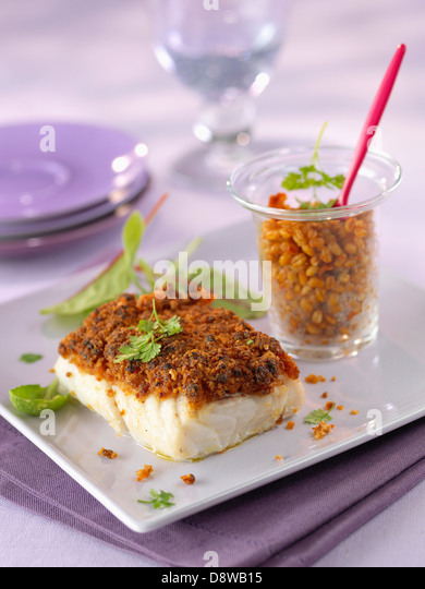 Coated fish stock photos coated fish stock images alamy for Piece of fish