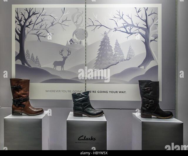 Shoe Shops White Friars Canterbury Kent