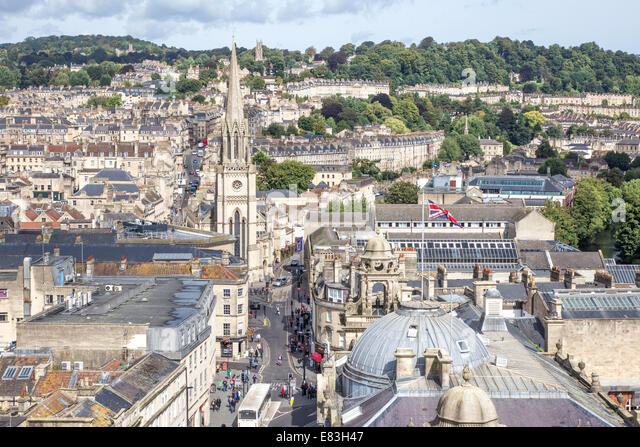 the city of bath england Bath to basicsa new wayfinding system for the thousand-year-old city of bath,  england, focuses on the visitor experience, revealing its hidden gems with a.