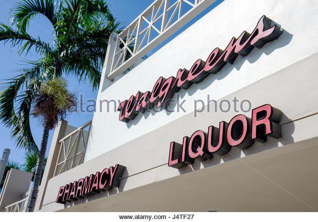 Walgreens Liquor Stock Photos Walgreens Liquor Stock