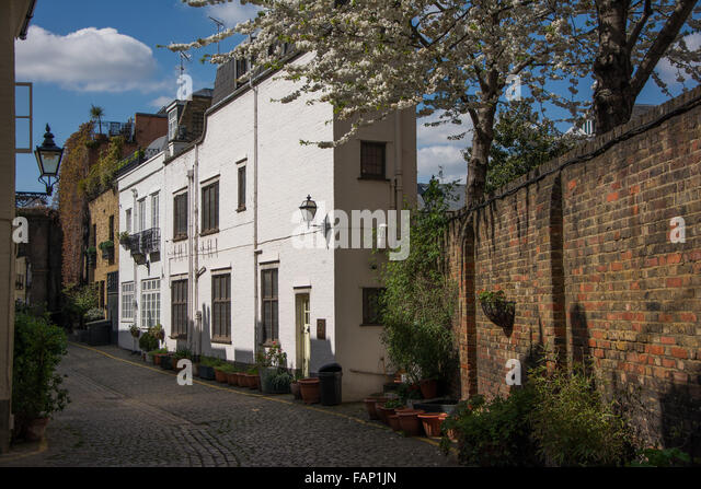 Historic Mews Stock Photos Historic Mews Stock Images