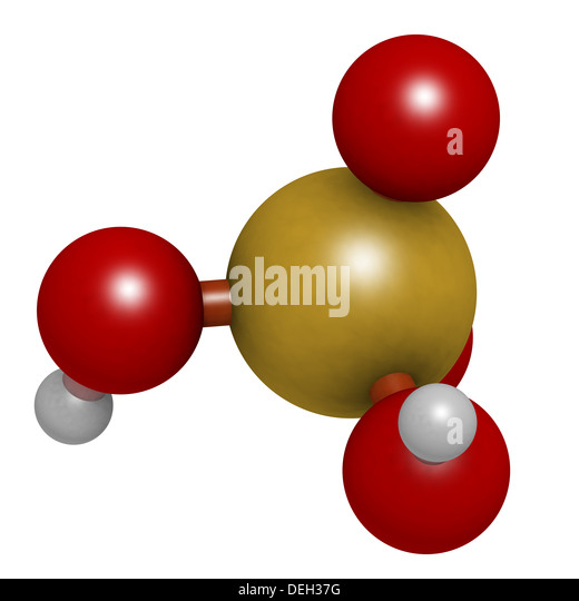 how to clean sulfuric acid