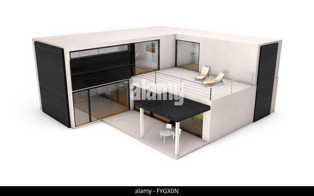 Modular House modular house stock photos & modular house stock images - alamy