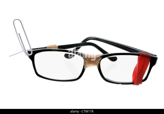 Glasses Frames Broken : Broken Glasses Eye Stock Photos & Broken Glasses Eye Stock ...