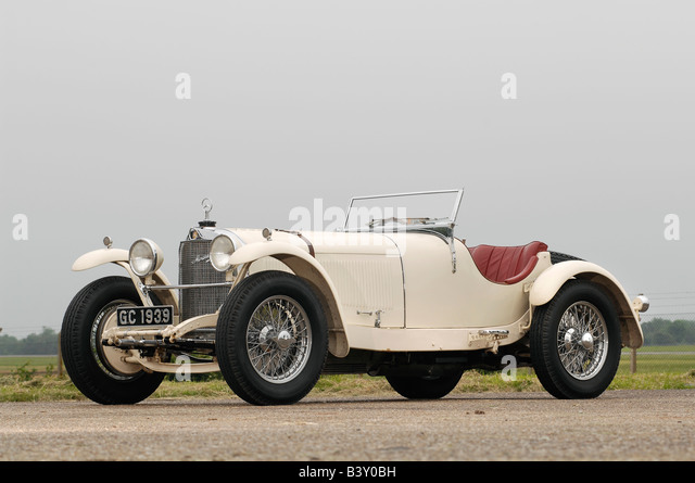 Ssk stock photos ssk stock images alamy for Mercedes benz 1929 ssk