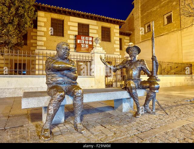 Don Quixote And Sancho Panza Stock Photos & Don Quixote ...