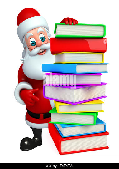 Image result for books with santa