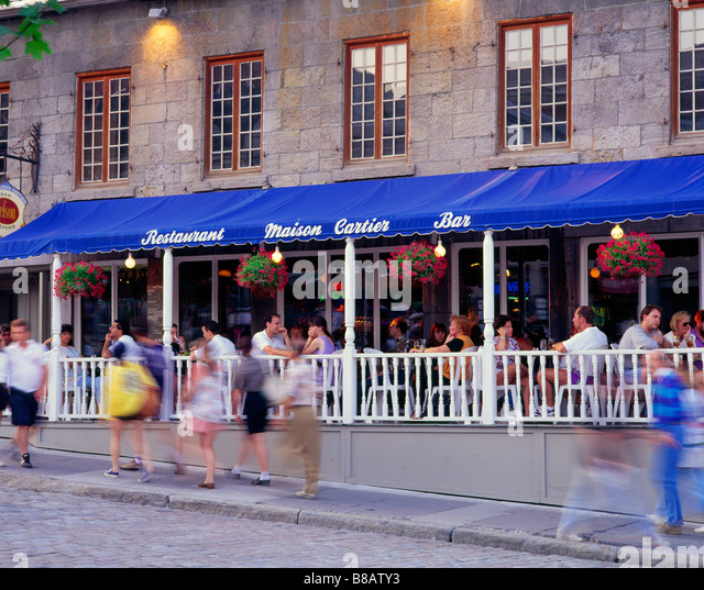 Old montreal stock photos old montreal stock images alamy for Equipement de restaurant montreal