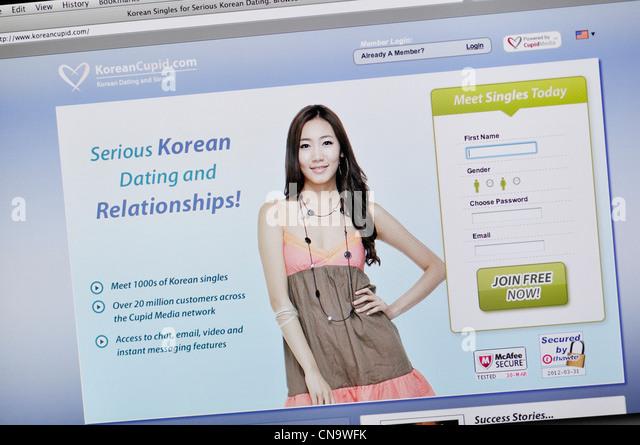 Seoul dating website