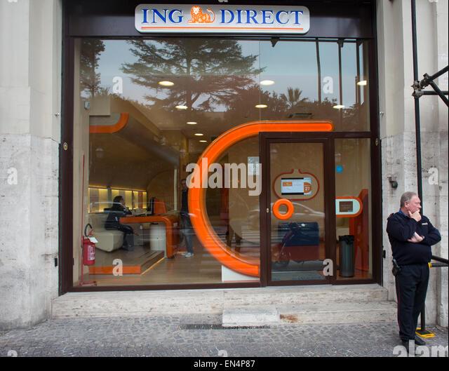 Ing Bank Stock Photos & Ing Bank Stock Images - Alamy
