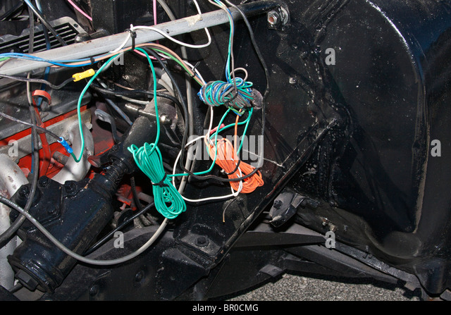 daytona beach international speedway hosting the annual thanks giving br0cmg wiring harness stock photos & wiring harness stock images alamy Farmall Tractor Wiring Harness at aneh.co