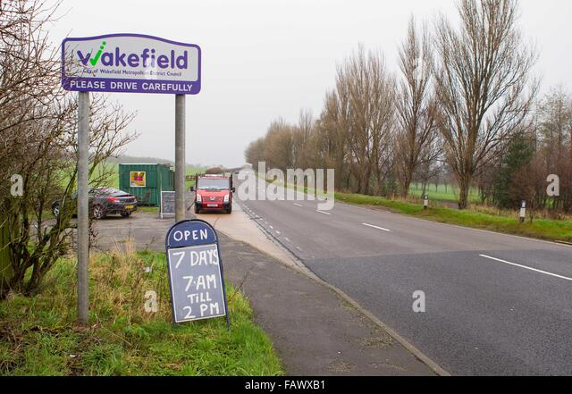Wakefield City Stock Photos & Wakefield City Stock Images ...
