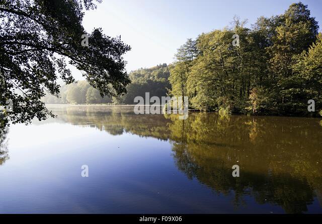 Saarland Lake Stock Photos  u0026 Saarland Lake Stock Images   Alamy
