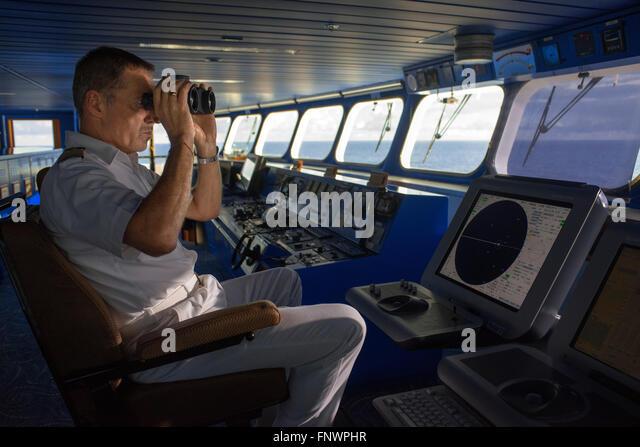 Captain of paul gauguin cruise french polynesia tuamotus archipelago
