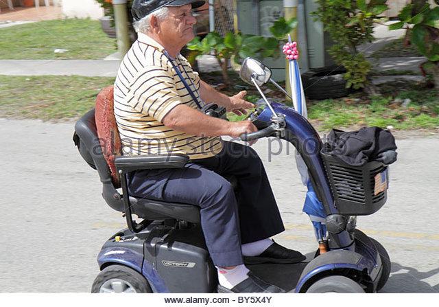 Electric Wheelchair Cart Stock Photos Electric