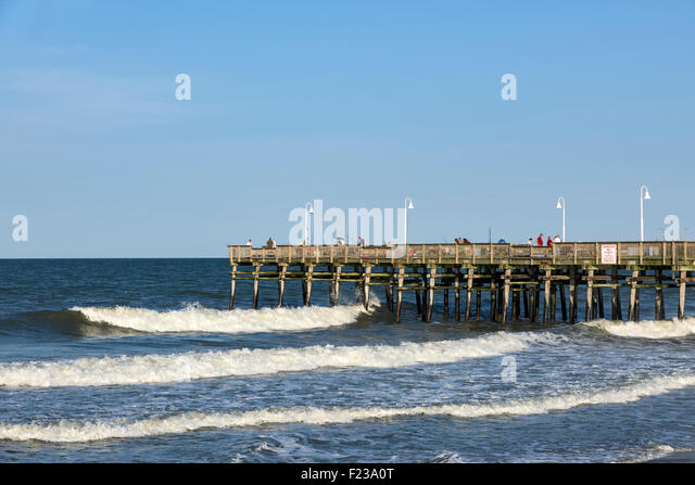 Little Island Park Fishing Pier Virginia Beach