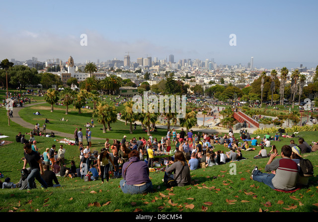 Dolores Park Cafe San Francisco Ca