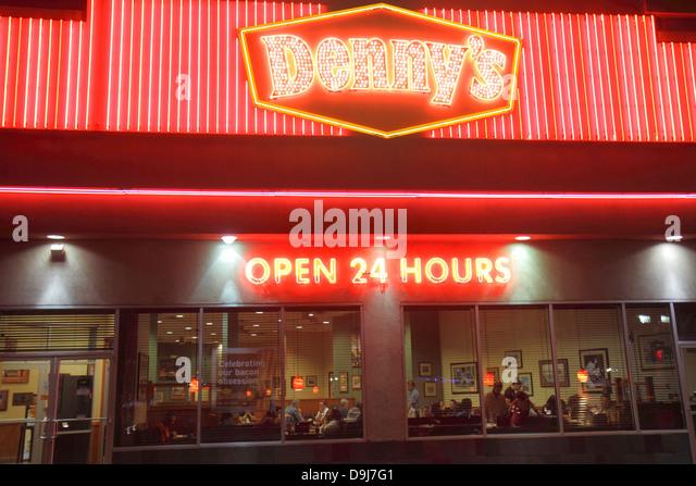 Dennys Stock Photos & Dennys Stock Images - Alamy
