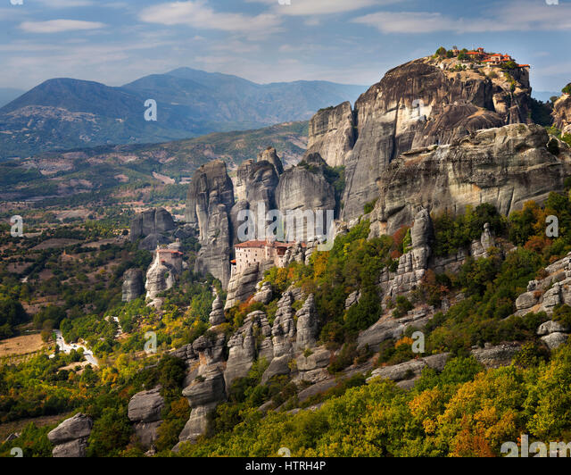 an introduction to meteora the rock formation in central greece From all parts of greece climbers and nature enthusiasts will arrive, mostly with  the meteora rocks consist of a mixture of sandstone and mineral  researchers however have come to the conclusion in their  turkish riviera central anatolia southeastern anatolia eastern anatolia turkey general.