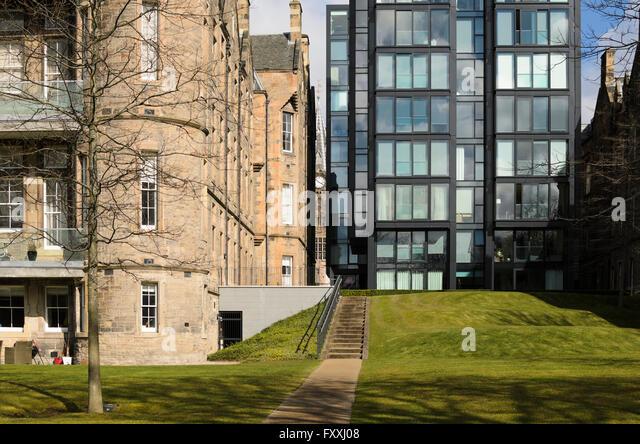 New Build Flats In Edinburgh City Centre