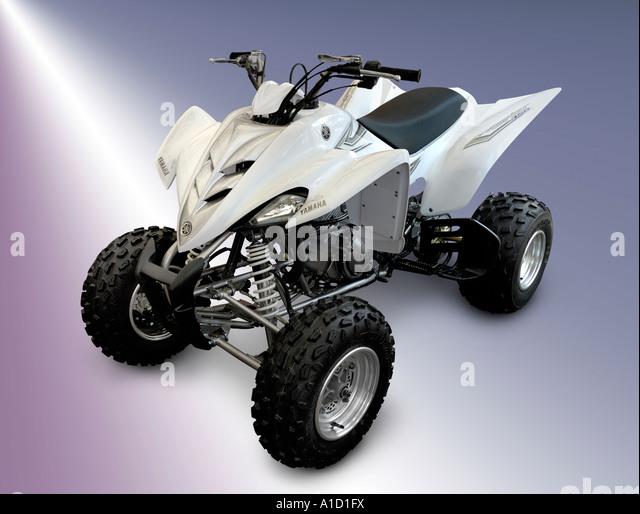 Yamaha 350 stock photos yamaha 350 stock images alamy for 2007 yamaha raptor 350 top speed
