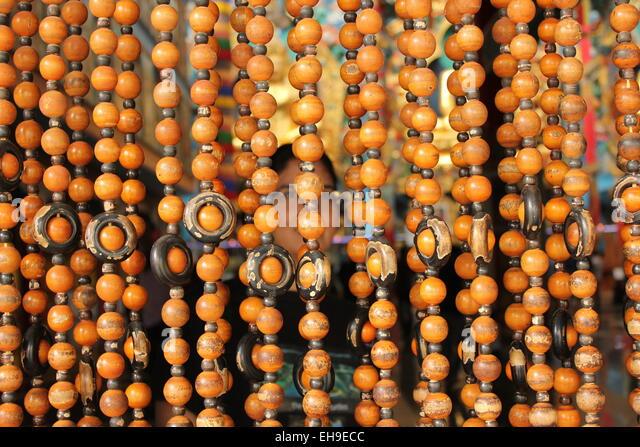 Beads Curtain Stock Photos & Beads Curtain Stock Images - Alamy