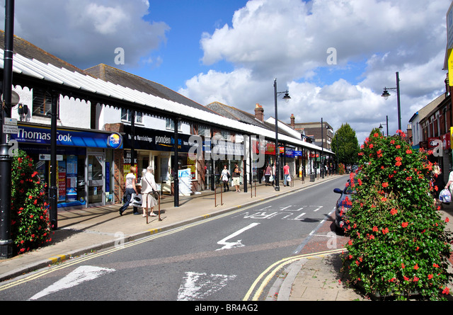 Eastleigh United Kingdom  city images : ... Street, Eastleigh, Hampshire, England, United Kingdom Stock Image