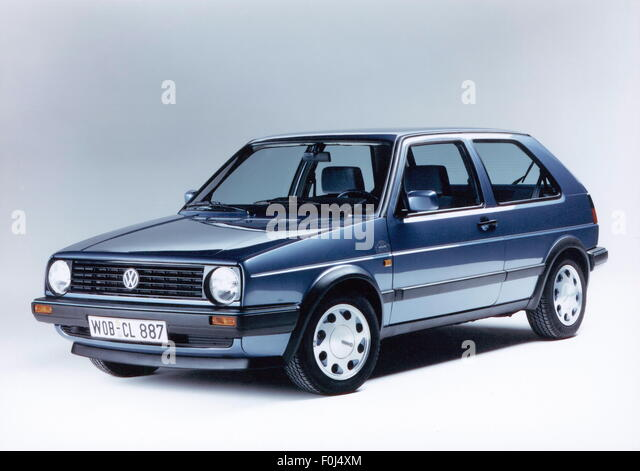 vw golf mk2 stock photos vw golf mk2 stock images alamy. Black Bedroom Furniture Sets. Home Design Ideas
