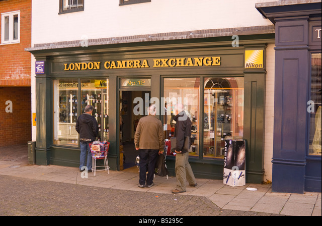 London Camera Exchange Stock Photos & London Camera Exchange Stock ...
