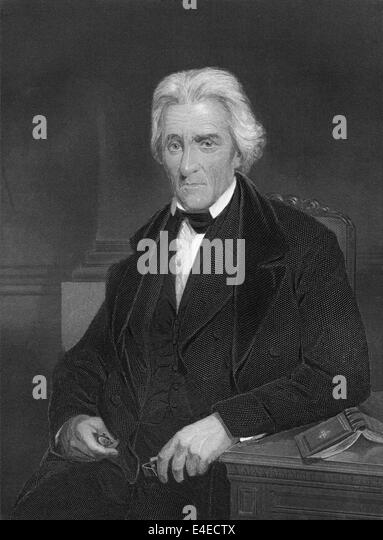 the seventh president of united states andrew jackson There are striking similarities between trump and andrew jackson – and  of  andrew jackson, the nation's seventh president, next to his desk in the oval  in  jackson's case, the united states was at the beginning of the.
