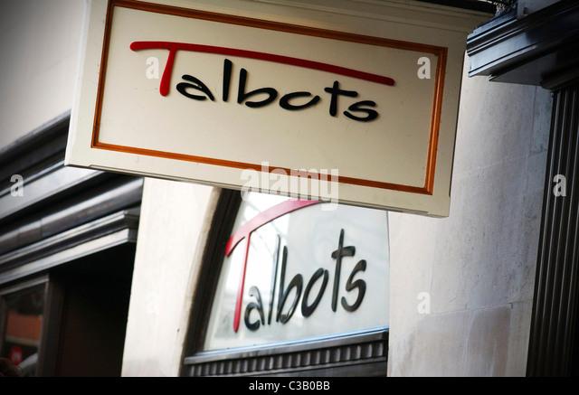 Talbots clothing store