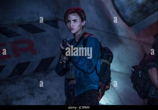 Resident Evil The Final Chapter Ruby Rose: Rose Anderson Stock Photos & Rose Anderson Stock Images