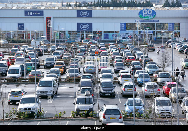 Hereford Shopping Centre Car Park