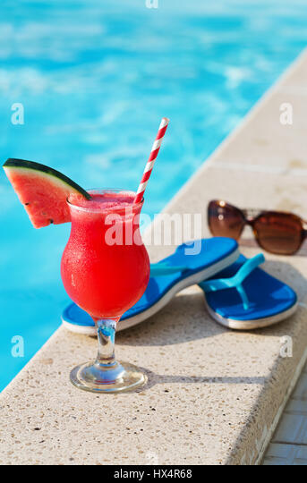 Juice Bar By Swimming Pool Stock Photos Juice Bar By
