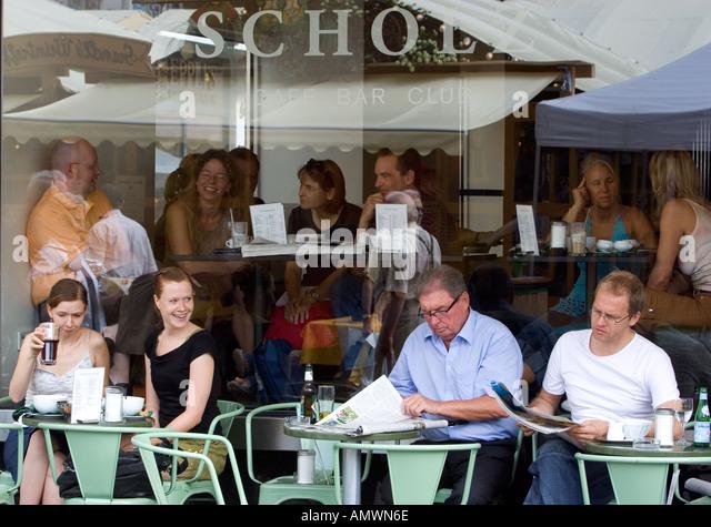 Cafe Scholz Stuttgart