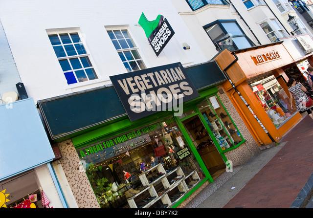 Vegan Shoe Shop Brighton