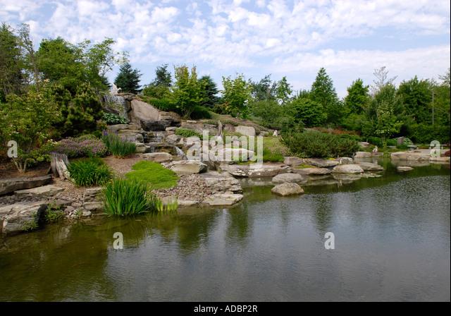 Frederik Meijer Gardens Sculpture Park Stock Photos