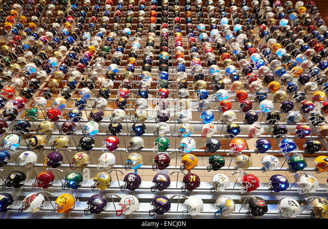 College Football Hall Of Fame Stock Photos Amp College