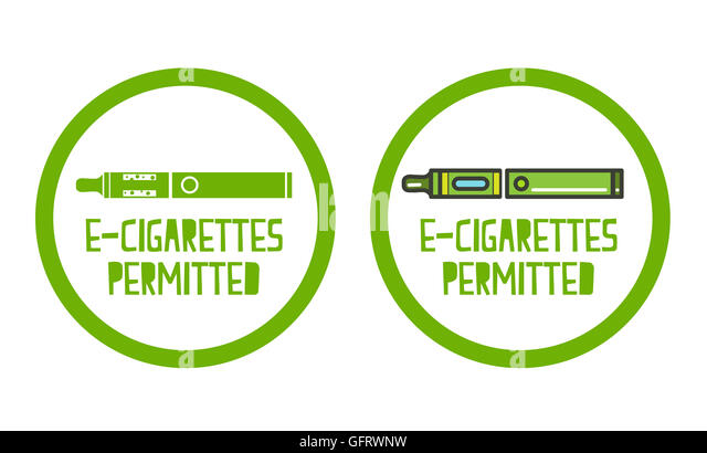 Electronic cigarette shop