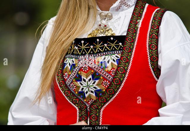 Traditional Norwegian Viking Clothing