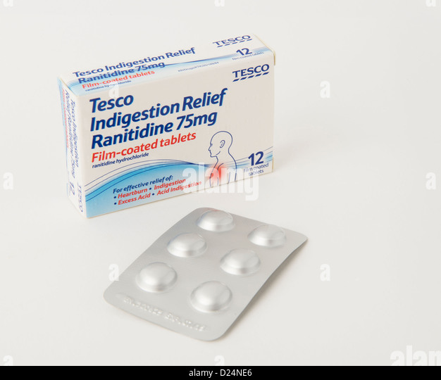 Acid reflux tablets tesco